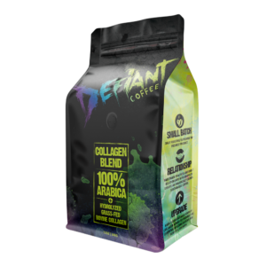 collagen coffee blend - locally roasted